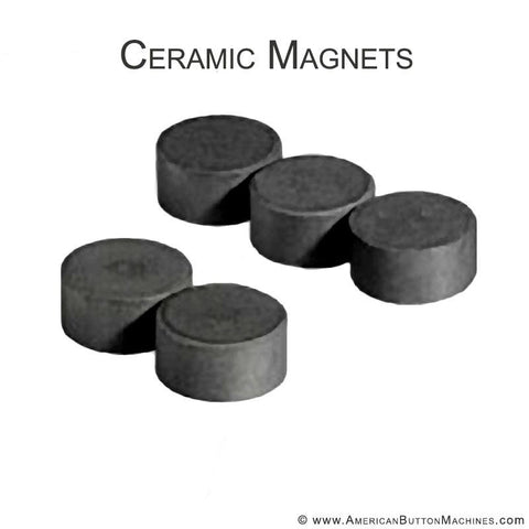 Ceramic Magnet - American Button Machines