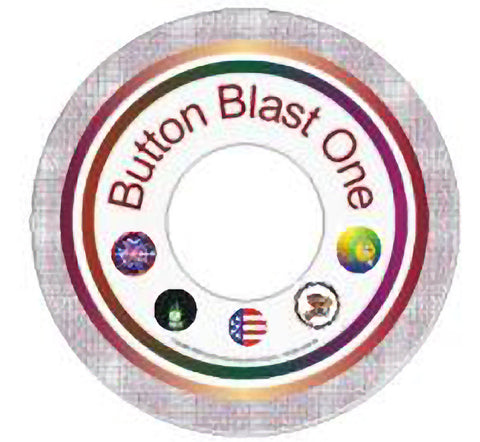 Button Blast One - American Button Machines