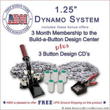 "1.25"" Button Maker Kit - American Button Machines"