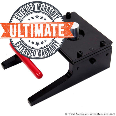 Ultimate Extended Warranty - Punch Cutters | Large - American Button Machines