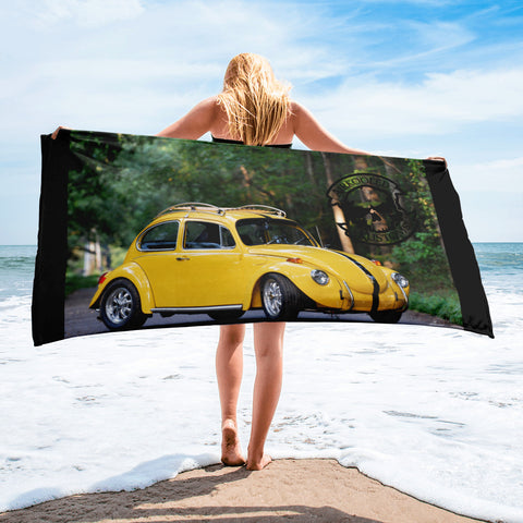 Oh Honey! Bumble Bee Towel