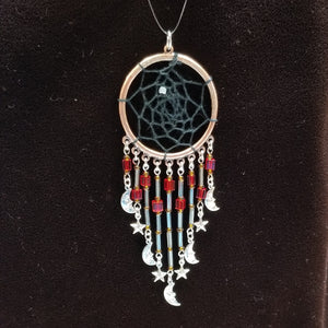 DC187 Dream Catcher Pendant - Trinkets & Things Handmade with Aloha