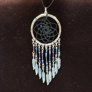 DC183 Dream Catcher Pendant - Trinkets & Things Handmade with Aloha
