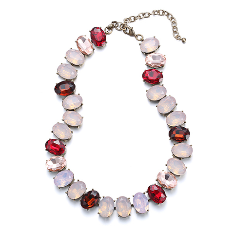 Cherry Quartz Amulet Necklace