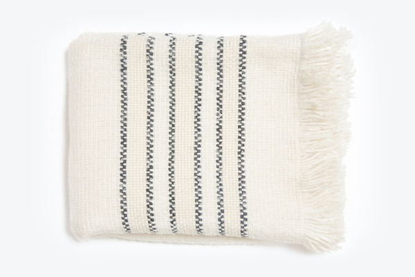 PARKER ALPACA THROW