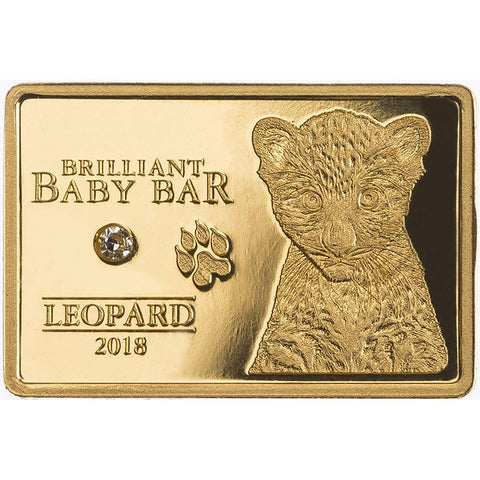 2018 Brilliant Baby Bar Leopard