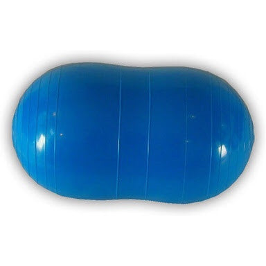 Physio Roll Peanut Ball Small Blue 50cm