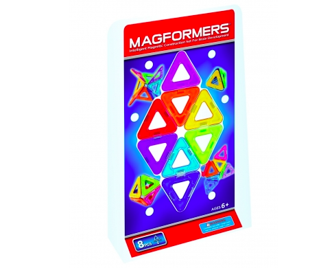 Magformers Triangles 8