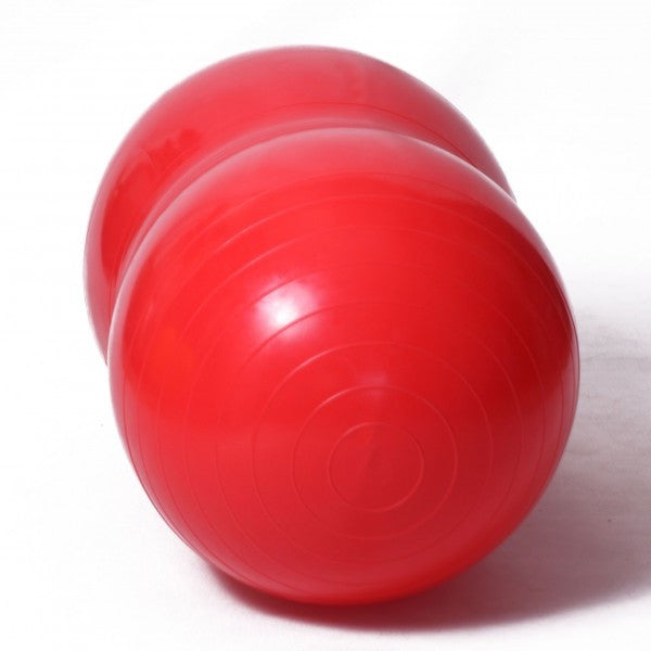 Physio Roll Peanut Ball Medium Red 65cm