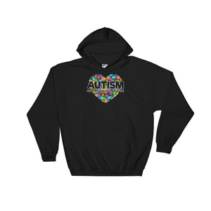 Autism Mom Hoodies | Support Educate Advocate - LakiKid