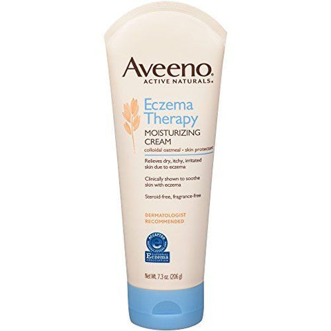 Aveeno Eczema Active Moisturizing Cream 7.3oz/206g