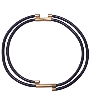 Connect Small Black Neck Piece