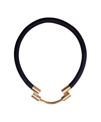 Original Double Black Neck Piece