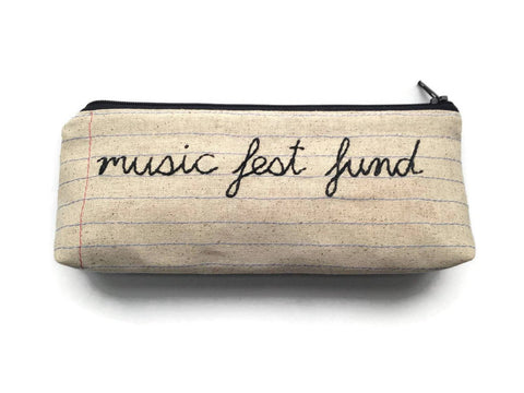 Music Fest Fund Bag