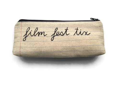 Film Fest Tix Bag
