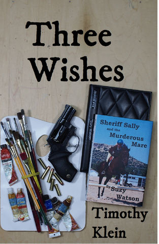 Three Wishes (Signed by the author!)