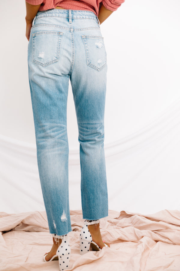 *Rockstar Cropped Jeans - Luca + Grae