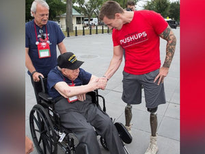 Veteran's Day Story of Hope