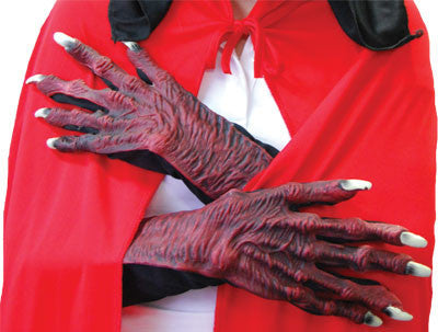 Devil Gloves Adult