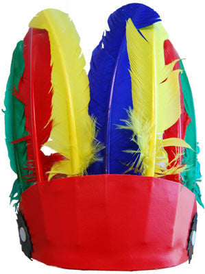 Indian Headdress Multicolour Small
