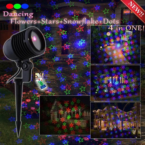 Ultra Blue Outdoor Laser Blue/Red/Green