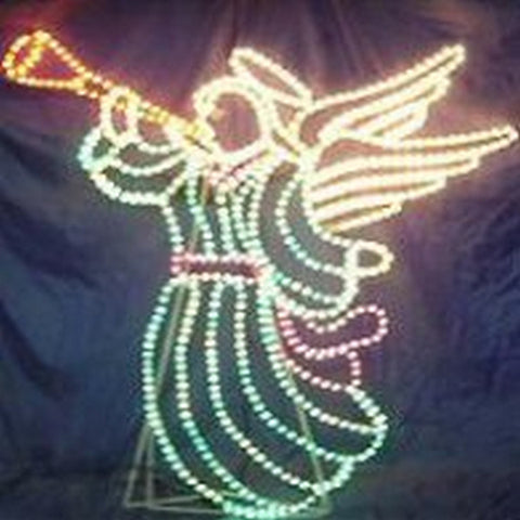 1.5m LED 4 Color Angel Animate