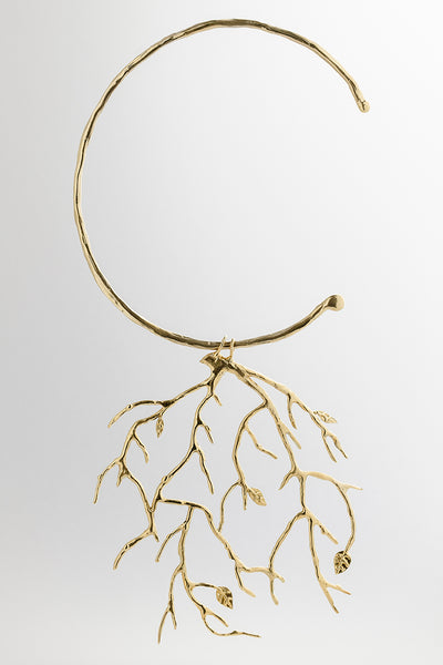 Delve Branch Collier Necklace 2