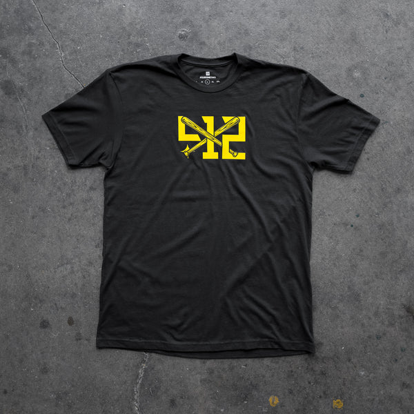 412 Clubhouse Tee™ - Black