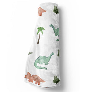 Dawson's Dino Friends Blanket