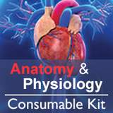 Anatomy & Physiology Consumables Kit