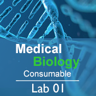 Medical Biology Lab 01: Science and Medicine - Consumable