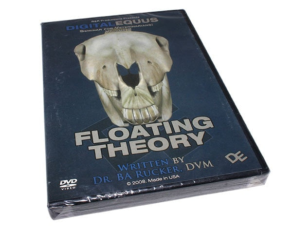 Floating Theory - DVD - Equine Dental Instruments