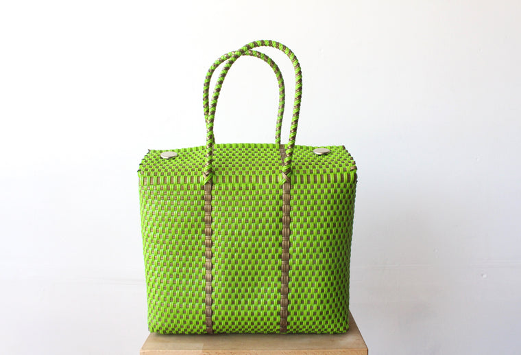 Green & Gold MexiMexi Handbag