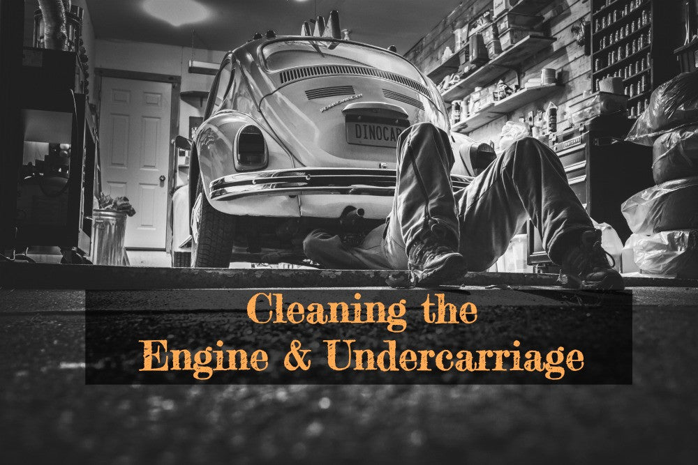 How to Clean the Engine Compartment & Undercarriage