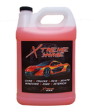 Xtreme Shine 1 Gallon- Quick Detail Spray. A spray car wax protectant, detailer and clay lubricant