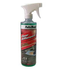 Auto Magic Clear Difference glass cleaner 16 oz.