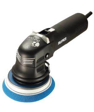 Rupes BigFoot Duetto LHR 12E Random Orbital Polisher