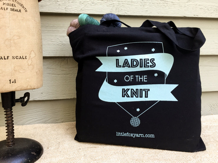 Ladies of the Knit Tote