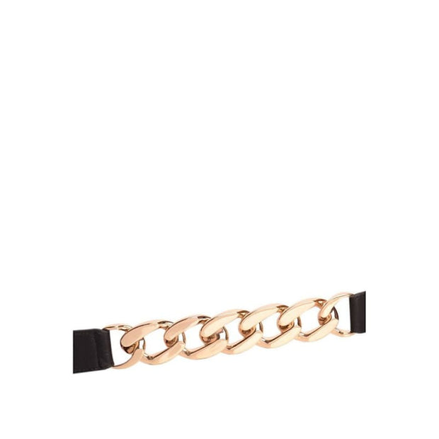 Belt With Chunky Chain Design Women - Accessories - Belts