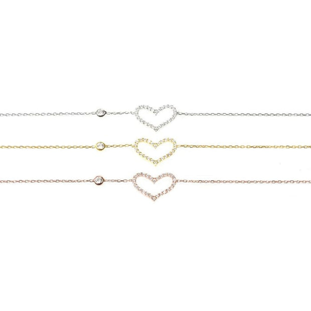 Heart Bracelet Women - Jewelry - Bracelets