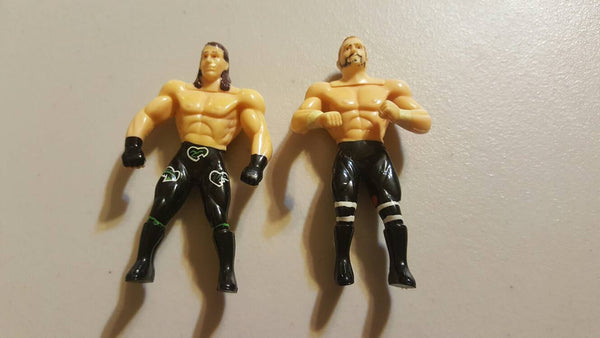 WWF wrestlers, Shawn Michael & .....? FREE SHIPPING!