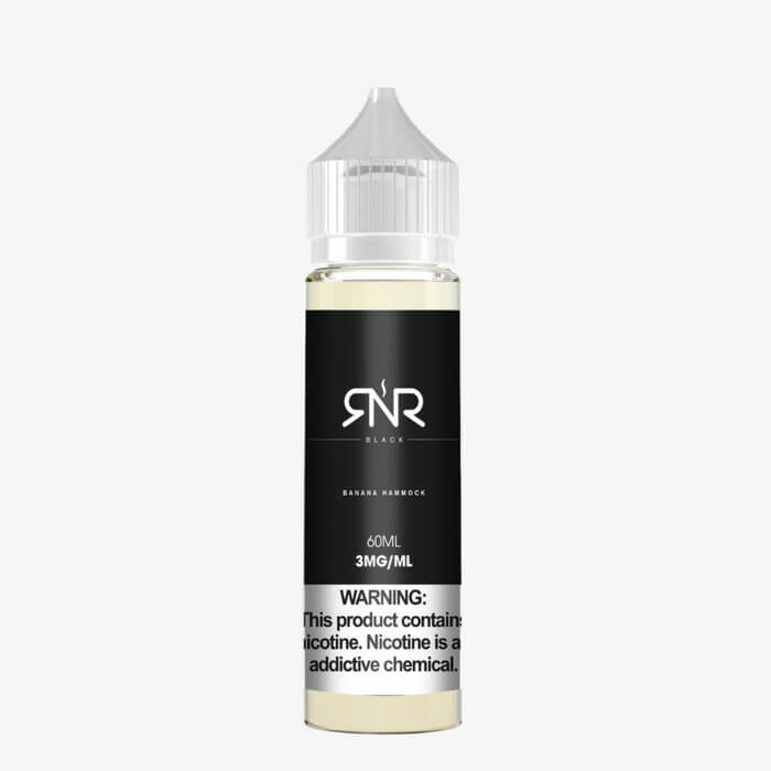 Banana Hammock by RnR Black E-Liquid #1