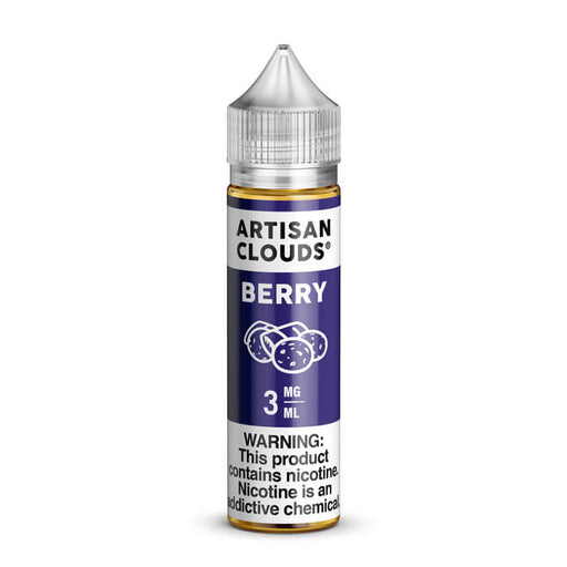 Berry by Artisan Clouds eJuice- VapeRanger Wholesale eLiquid/eJuice