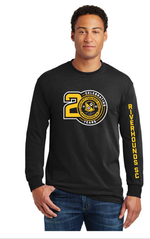 20th Anniversary Long Sleeved Shirt