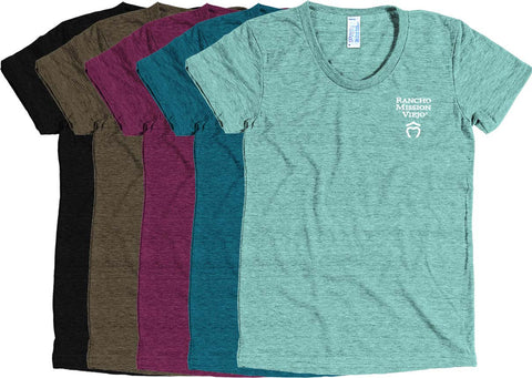 RMV Women's Short Sleeve TRI-Blend T-Shirt