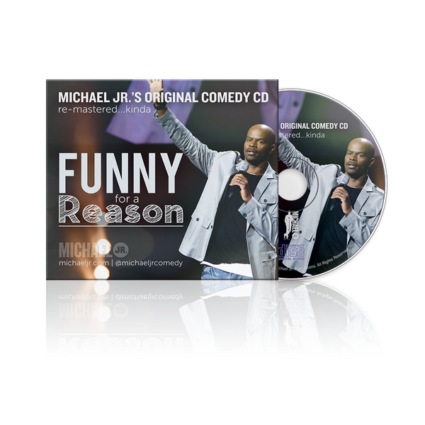 Funny For A Reason — CD + MP3 Download