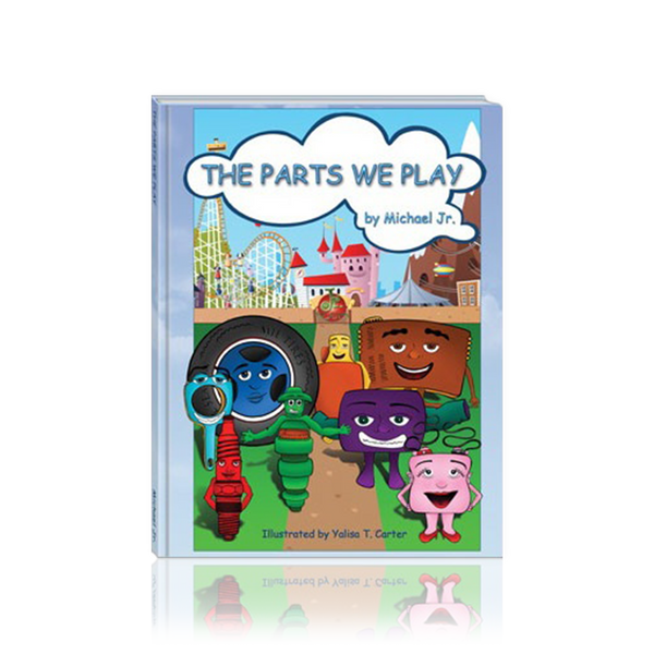 The Parts We Play — Children's Book
