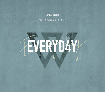 WINNER 2ND ALBUM 'EVERYD4Y'