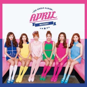 APRIL 2ND SINGLE ALBUM - MAYDAY