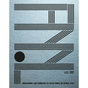 BIGBANG 'BIGBANG10 THE CONCERT 0.TO.10 FINAL IN SEOUL' [DVD]